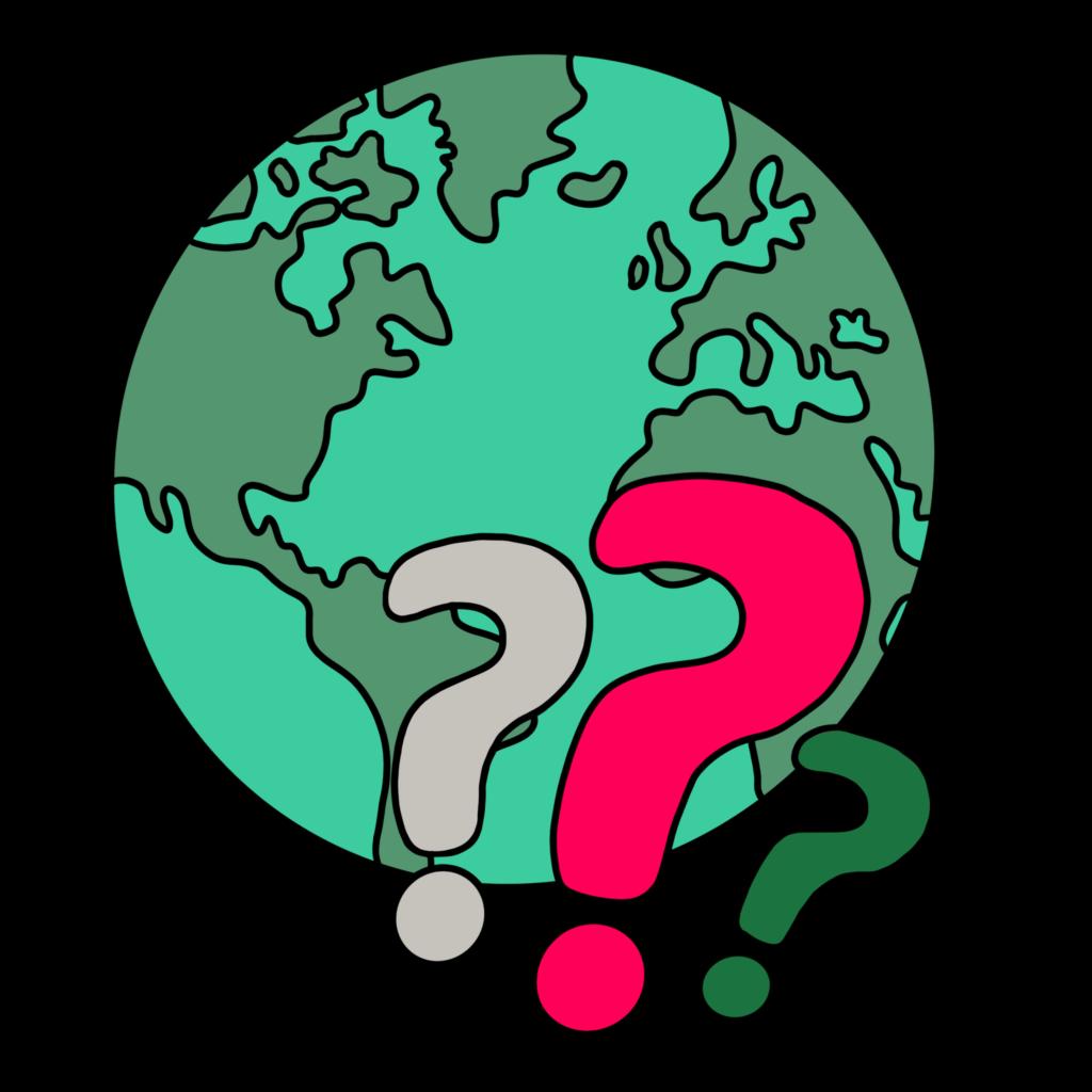 Wie steht es gerade um unsere Erde und was passiert mit ihr?
