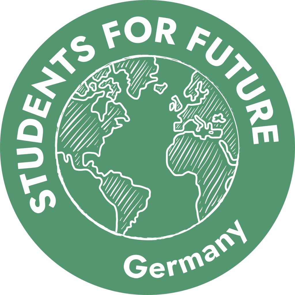 Students for Future Logo in einem alternativen Stil