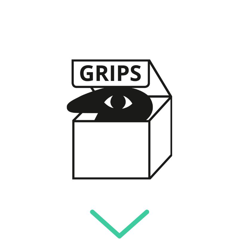 Logo Grips Theater Berlin