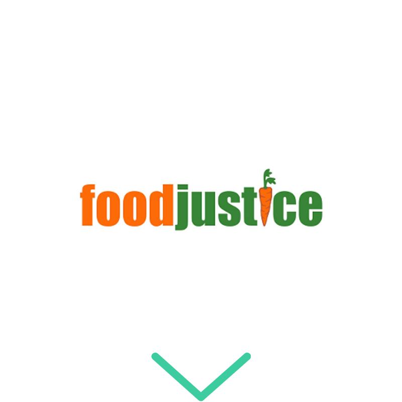 Logo foodjustice