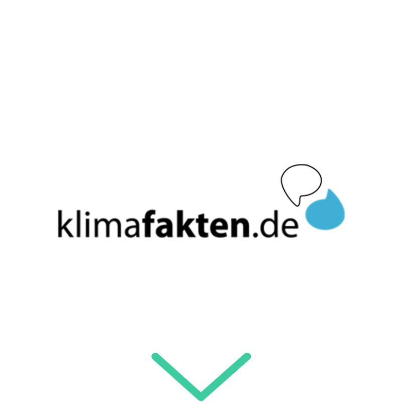 Logo klimafakten.de